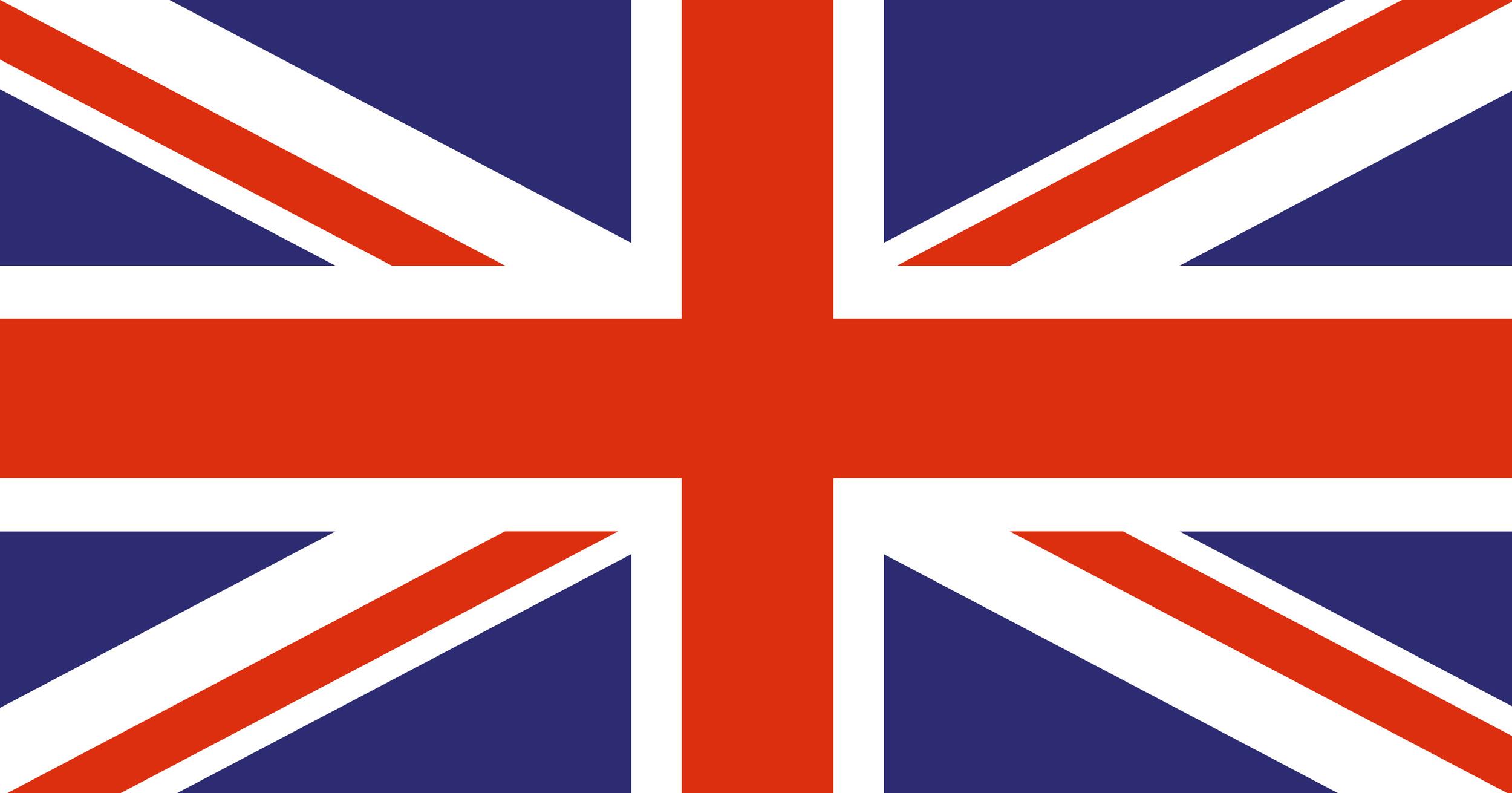 UK Union Flag Desktop Wallpaper iskincouk 2500x1311