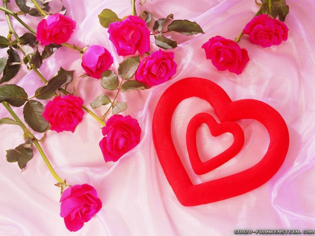 Wallpaper Love Flowers Wallpapers