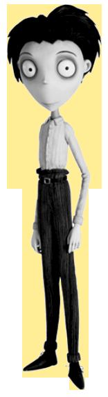 Victor Frankenstein 156x572