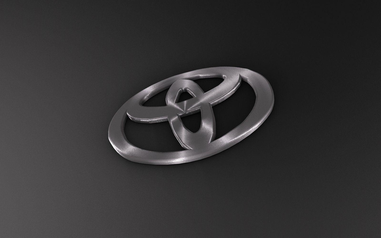 Toyota Logo Wallpapers 1600x1000
