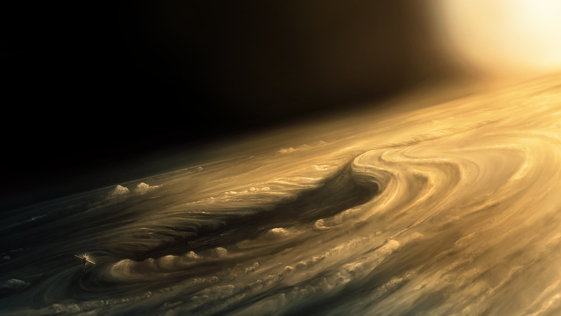 22 Jupiter HD Wallpapers Background Images 1920x1080