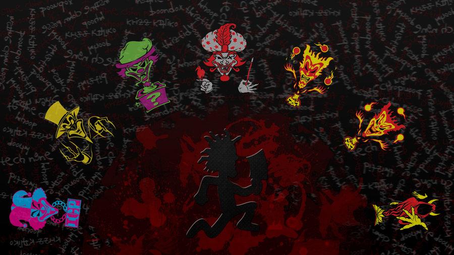 Juggalo Wallpaper Dark Carnival 1080