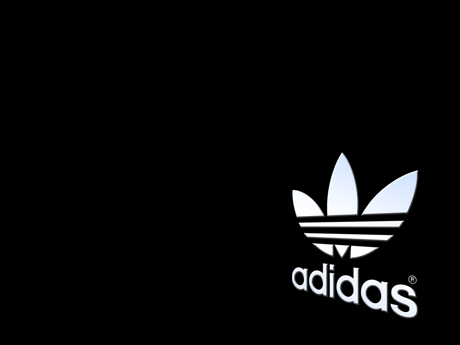 Adidas Logo Wallpaper Desktop Images amp Pictures   Becuo 1600x1200