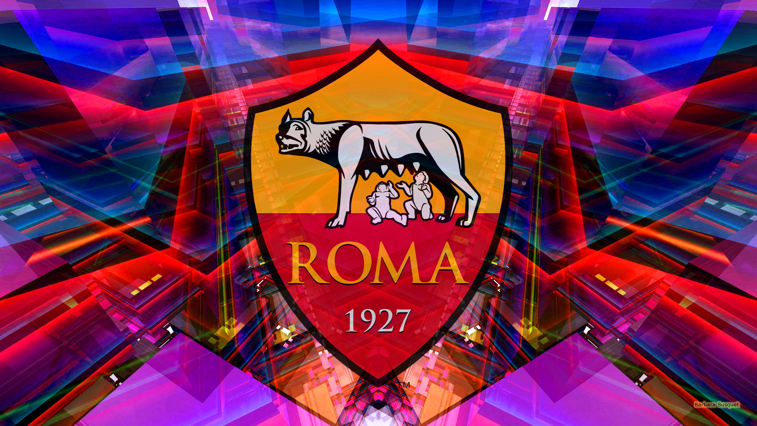 AS Roma Football Wallpapers   Barbaras HD Wallpapers 2560x1440