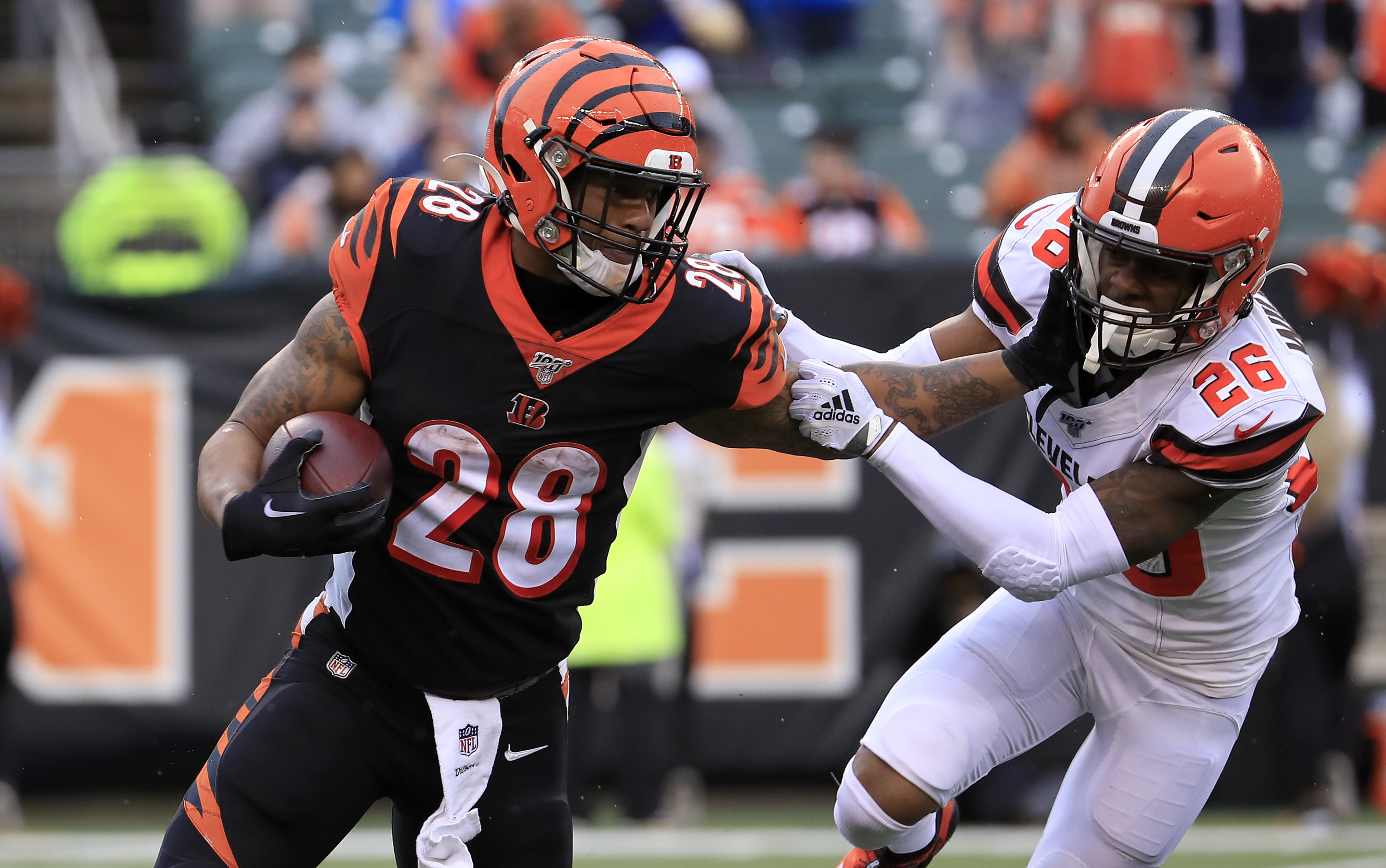 The one 2019 trend that must continue for the Cincinnati Bengals 3200x2004