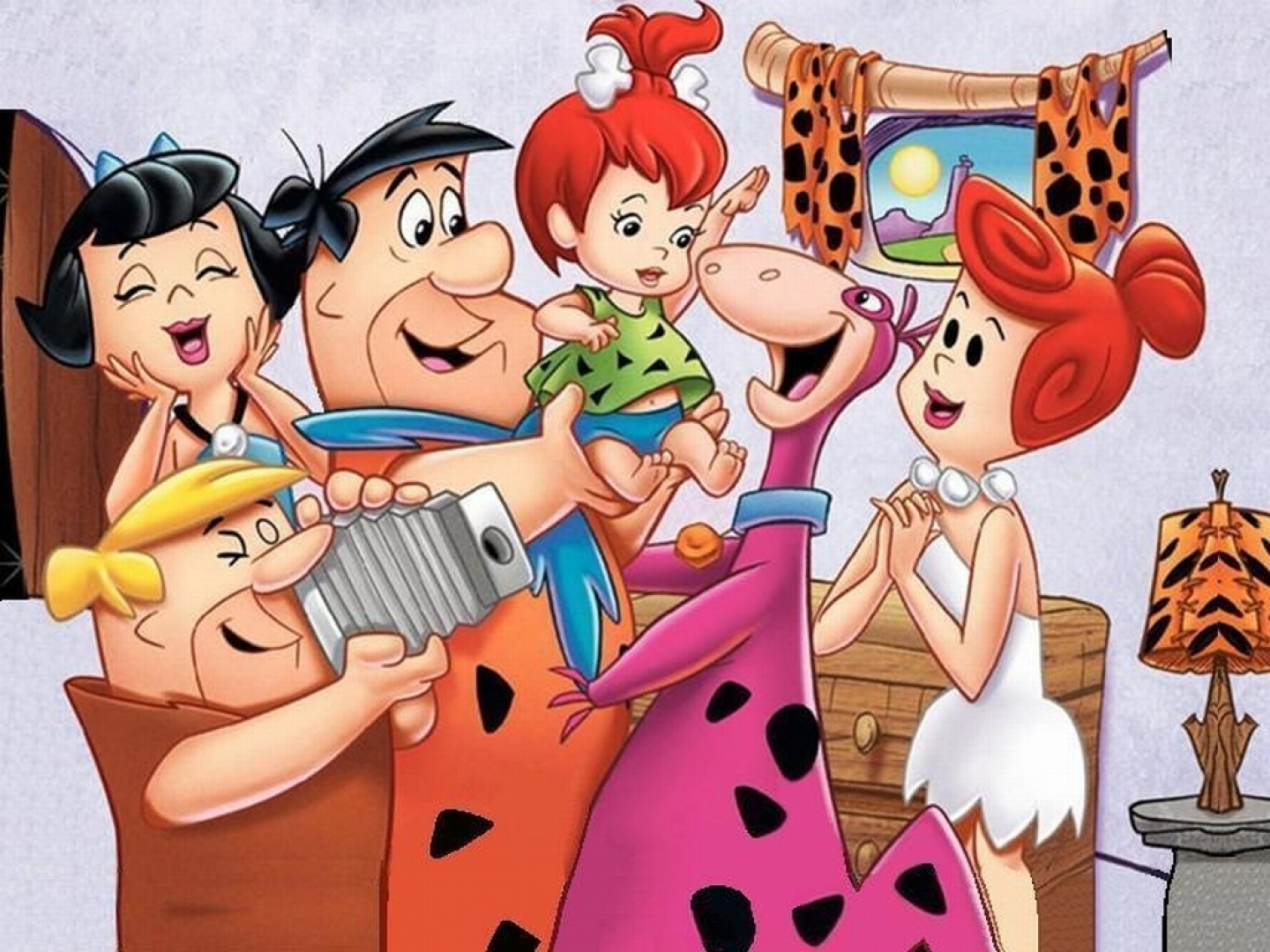 The Flintstones Wallpaper 5   1440 X 1080 stmednet 1440x1080