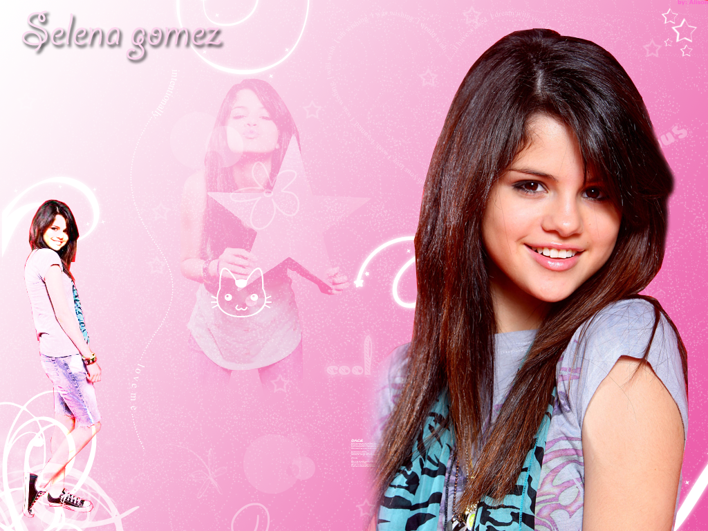 singers of the world Check out some Selena Gomez Hot Wallpapers 1024x768