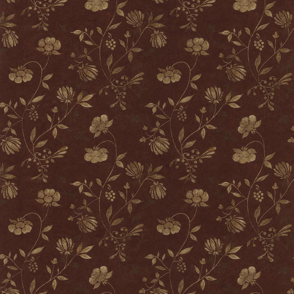418 44655 Burgundy Country Jacobean   Tudor   Brewster Wallpaper 600x600