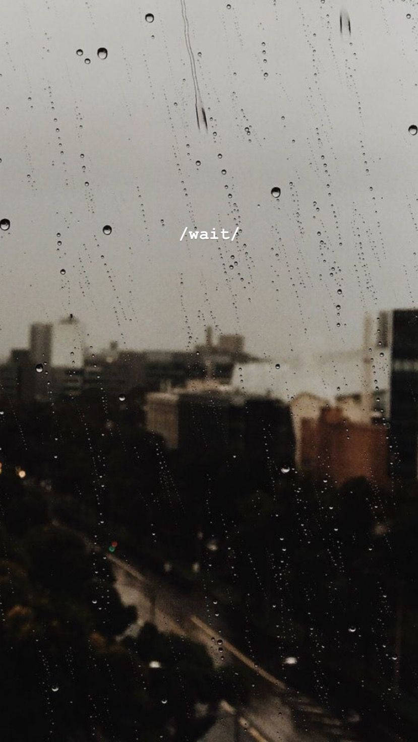 Aesthetic Rain Wallpapers   Top Aesthetic Rain Backgrounds 829x1472