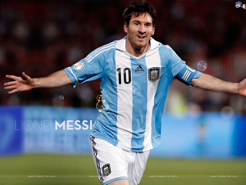 Lionel Messi HD Wallpapers   HD Wallpapers Inn 1024x768