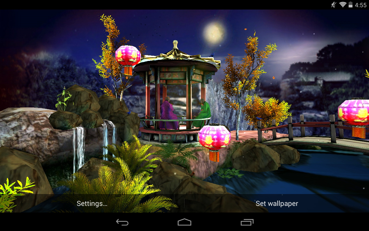 3d Wallpapers For Tablet: Live Wallpapers For Android Tablets