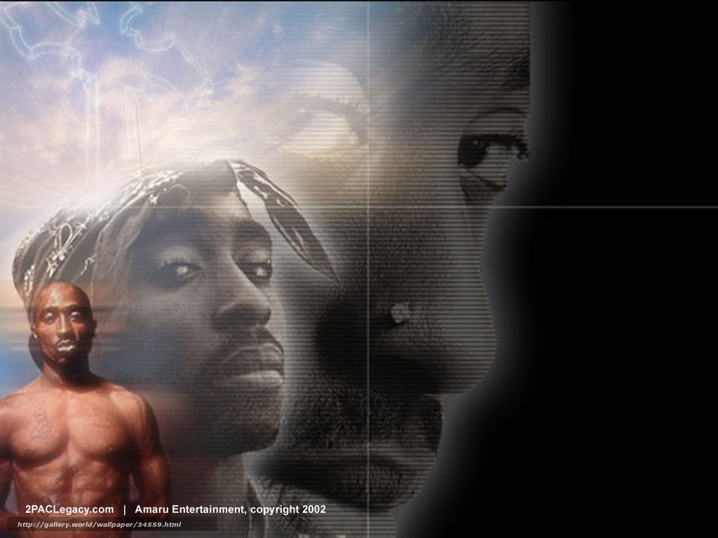 Download wallpaper Tupac Shakur Tupac Shakur Actors desktop 1024x768