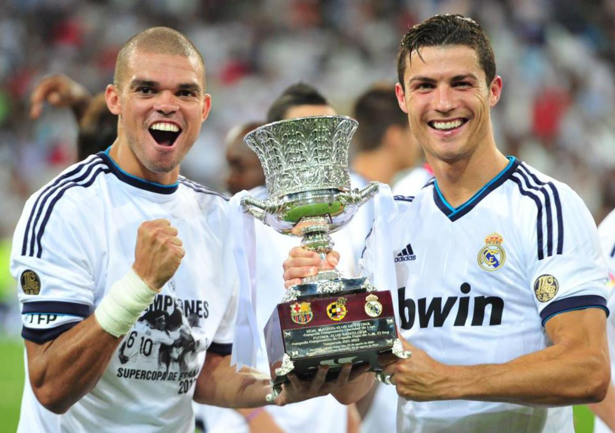 Pepe Wallpapers Ronaldo 1200x845