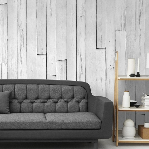 Wood wallpaper for cosy atmosphere 24 modern ideas in wood finish 600x600