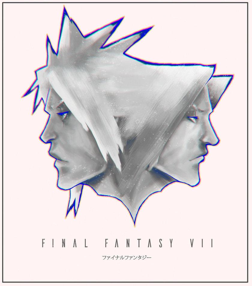 Final Fantasy VII Remake by elNevan 840x951