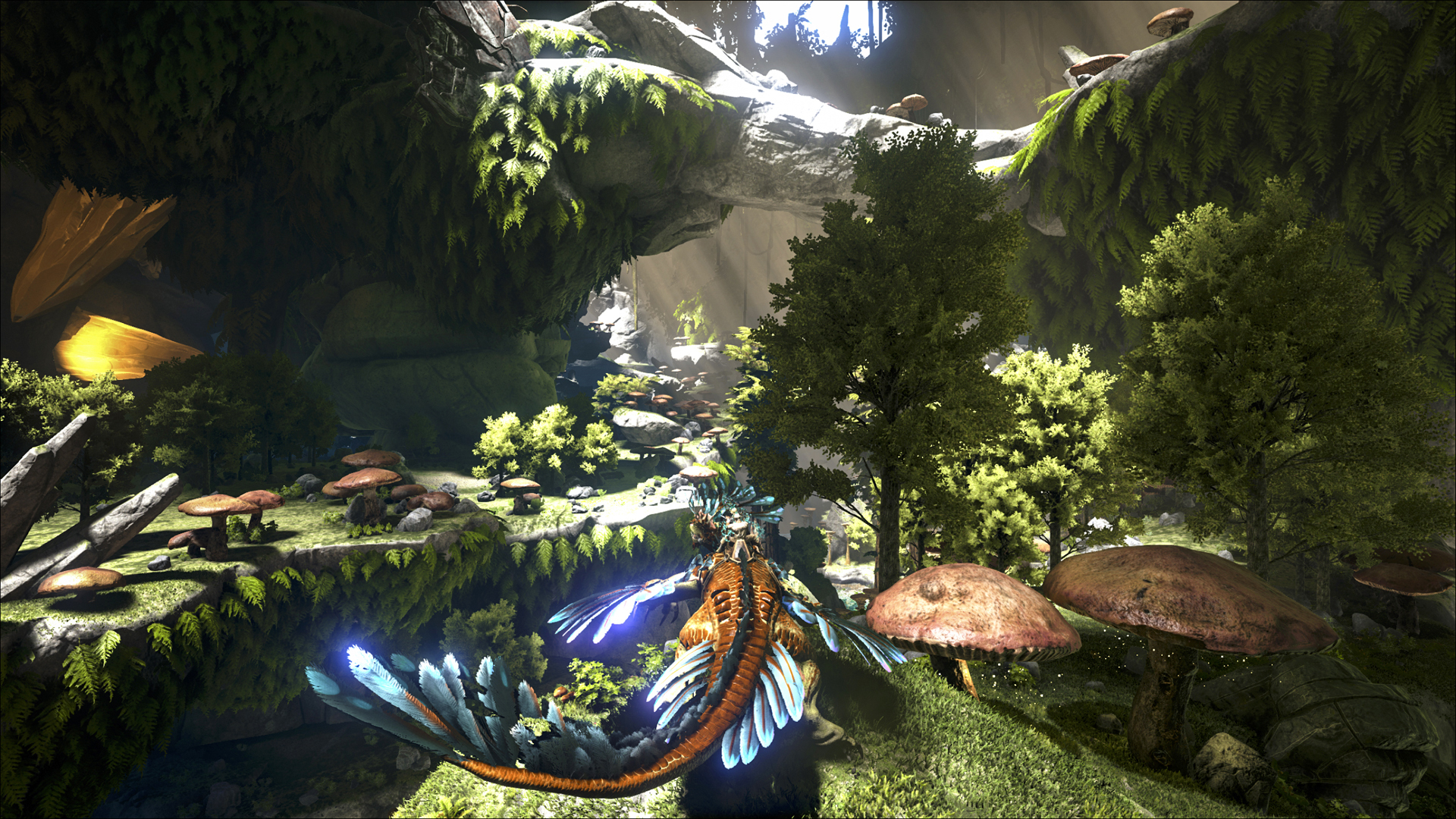 Free Download Ark Survival Evolved Season Pass On Steam 1920x1080