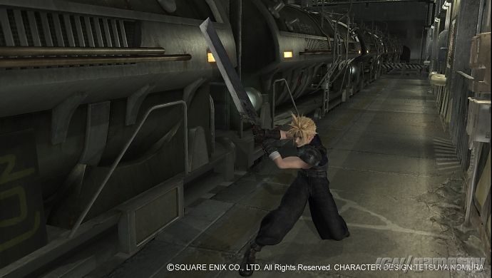 Anime Galleries dot Net   Red Dragon IIFinal Fantasy 7 remake   Cloud 690x390