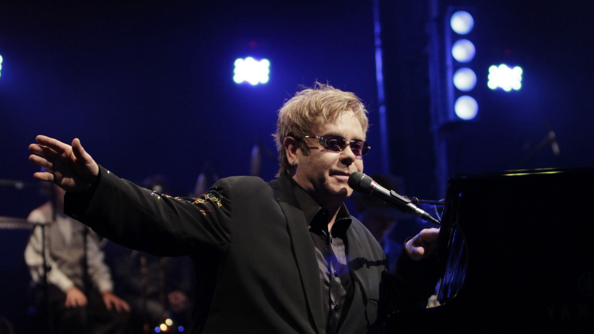 Elton John images Elton John HD wallpaper and background photos 1920x1080