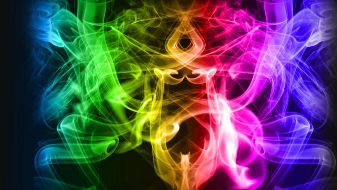 Color Smoke Background In Photoshop  Photoshop Cs6 Hindi Urdu 1280x720