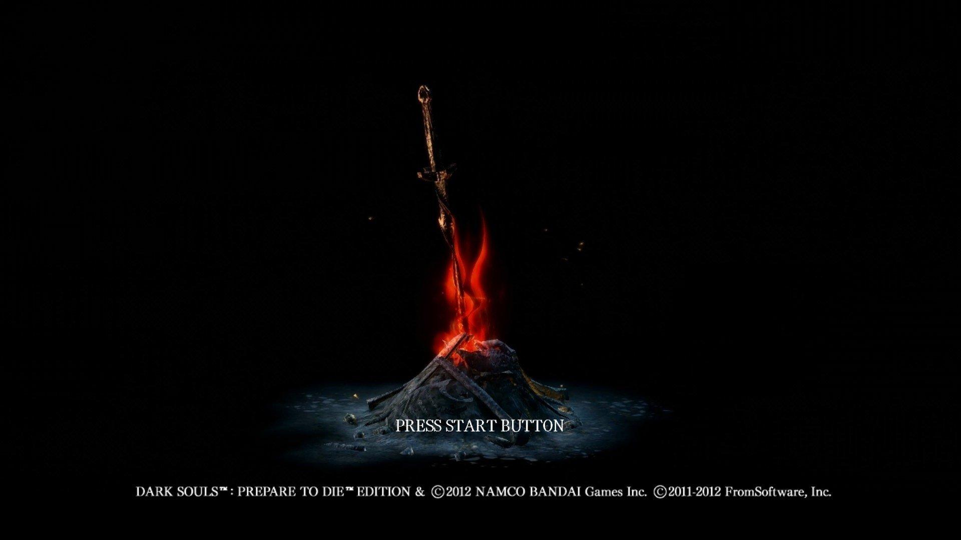 Free Download Splash Screen Dark Bonfire At Dark Souls Nexus Mods