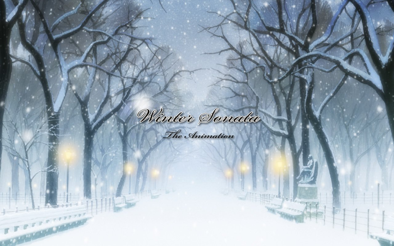 Winter Love Wallpaper - WallpaperSafari