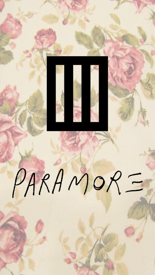 Paramore iPhone 5 Wallpaper | iPhone 5 Wallpapers | Pinterest ...