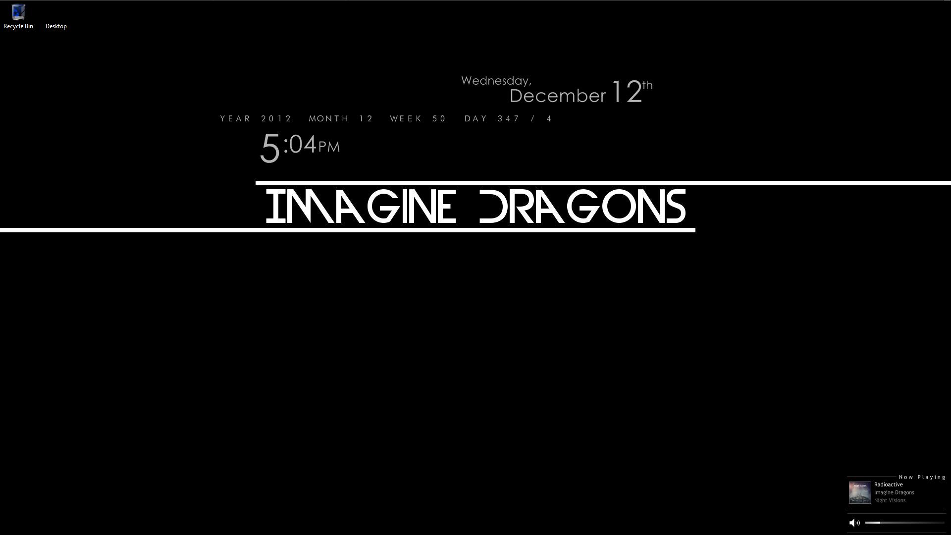 Imagine Dragons By NiinjaStyle 1920x1080