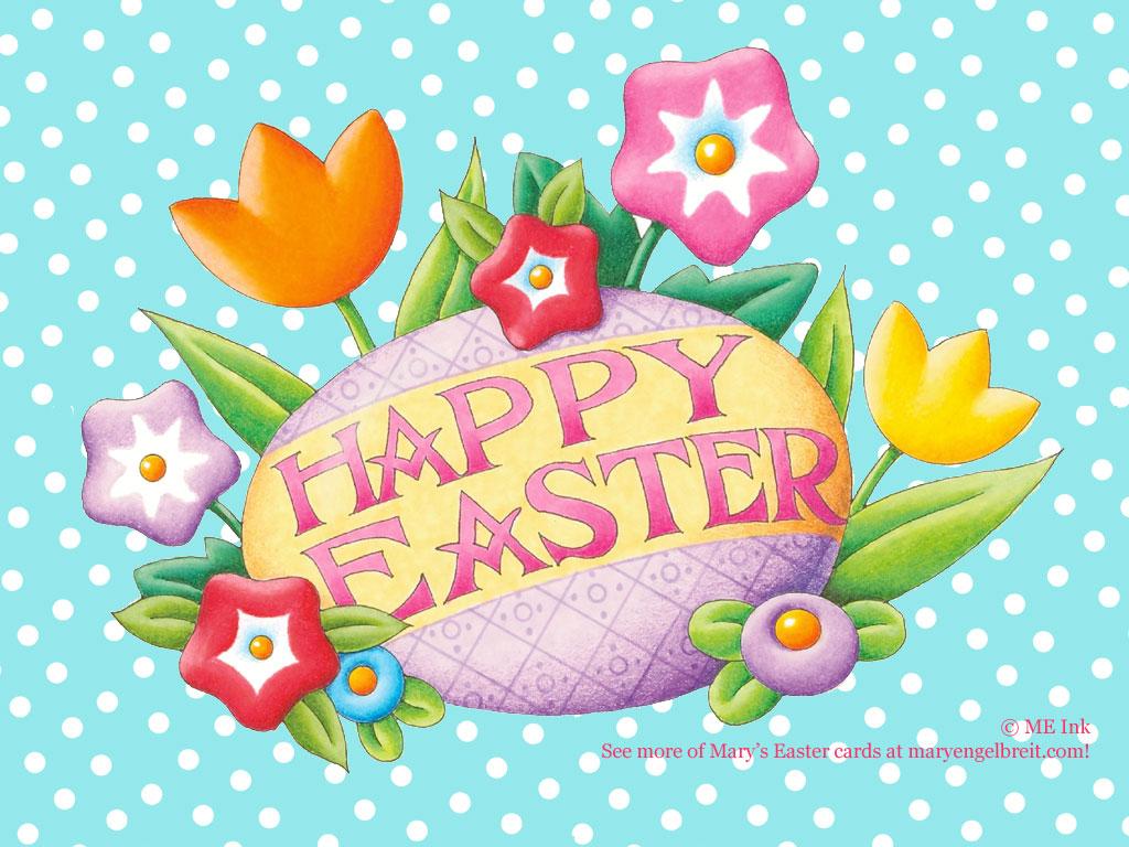 Happy Easter Wallpaper HD For Desktop 1024x768