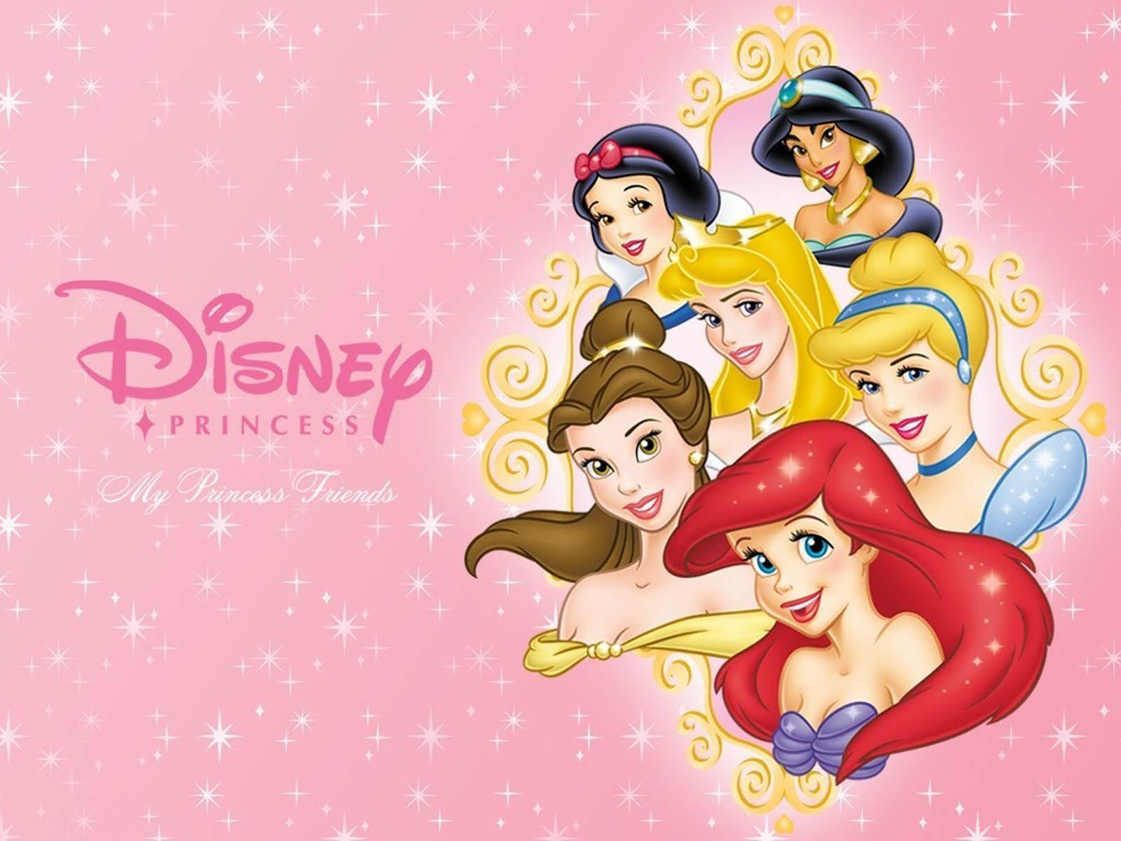 wallpaper Disney Princess Wallpapers 1600x1200