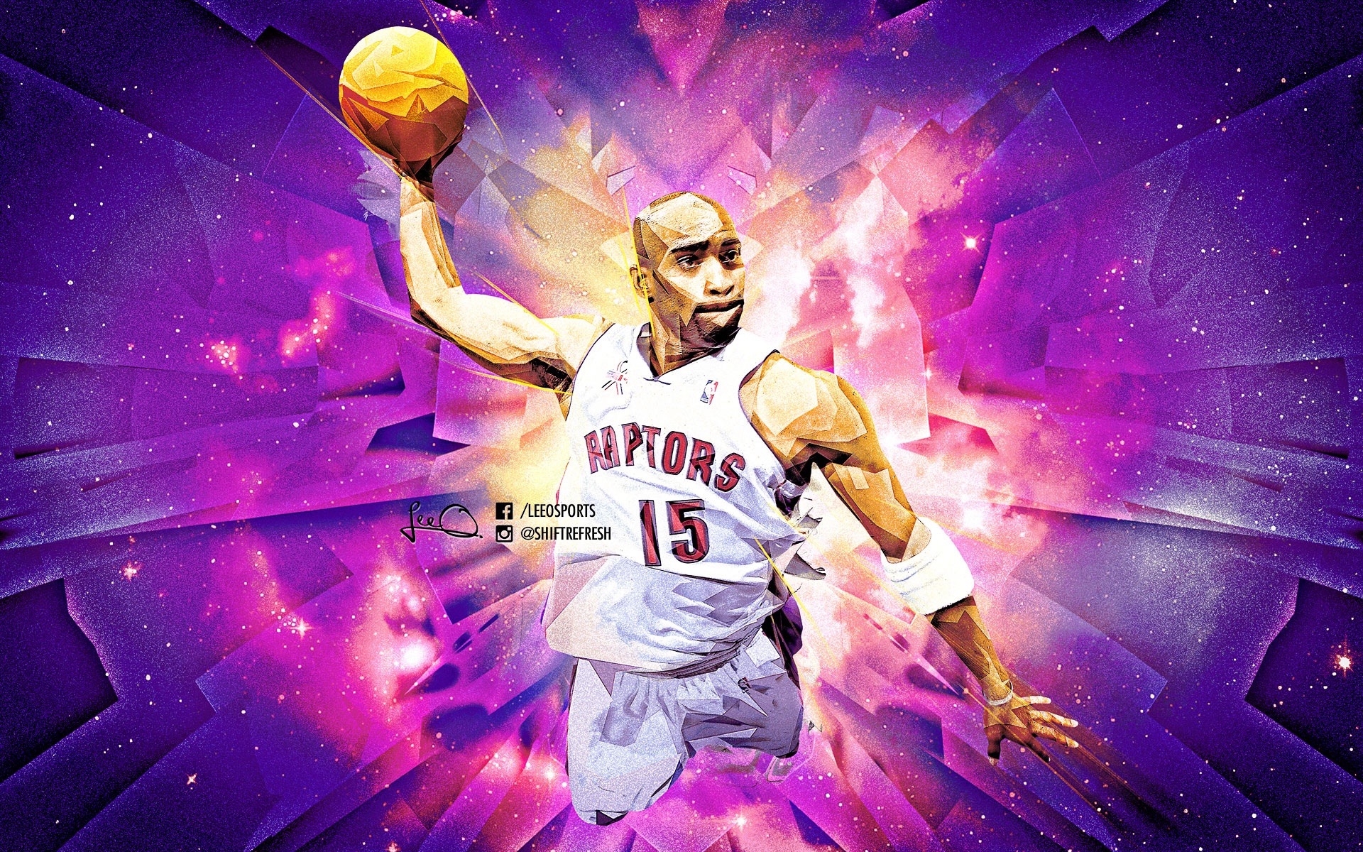 Vince Carter Tribute 2016 19201200 Wallpaper Basketball Wallpapers 1920x1200