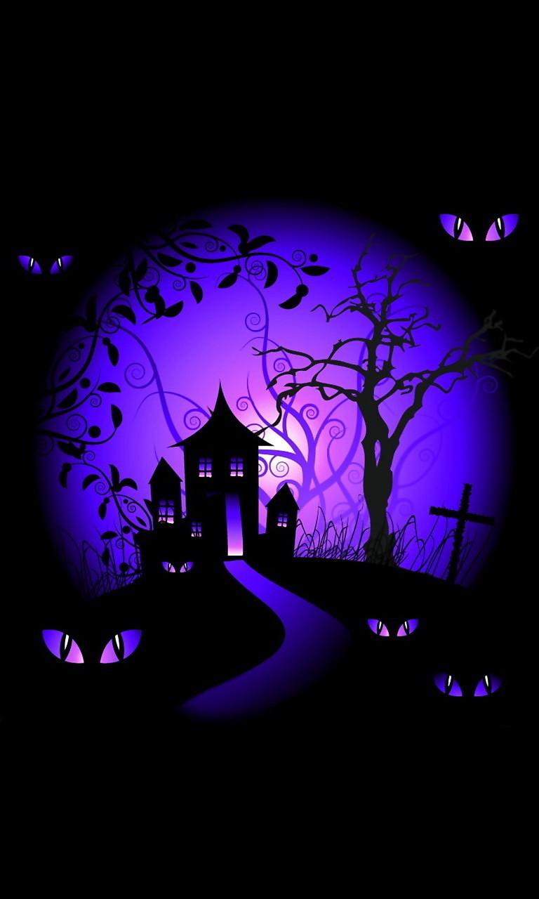 Free Download Halloween Nightjpg Phone Wallpaper By Twifranny