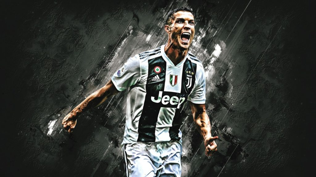 Cristiano Ronaldo 2019 While Playing Picture 1024x576
