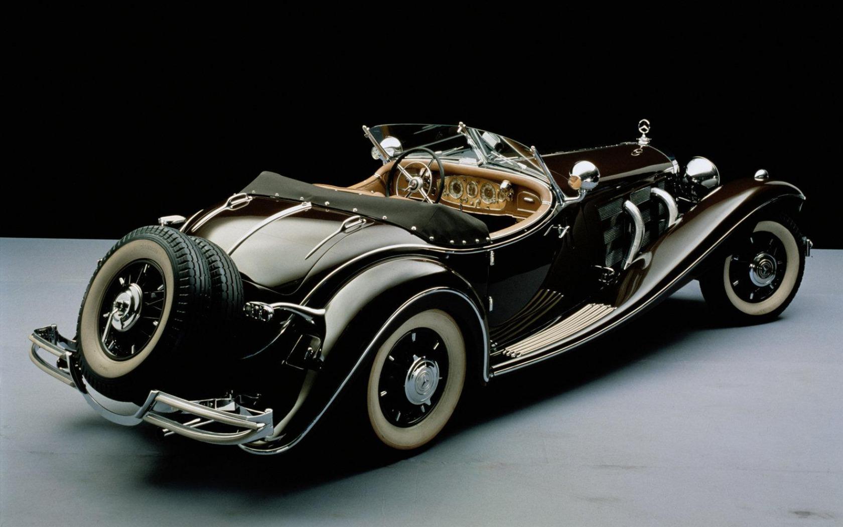 Mercedes Benz Vintage Car wallpaper 1680x1050 55247 WallpaperUP 1680x1050