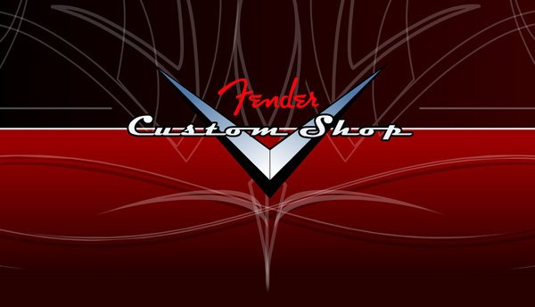 Fender Customshop Wallpaper by himynameisarthur 600x344