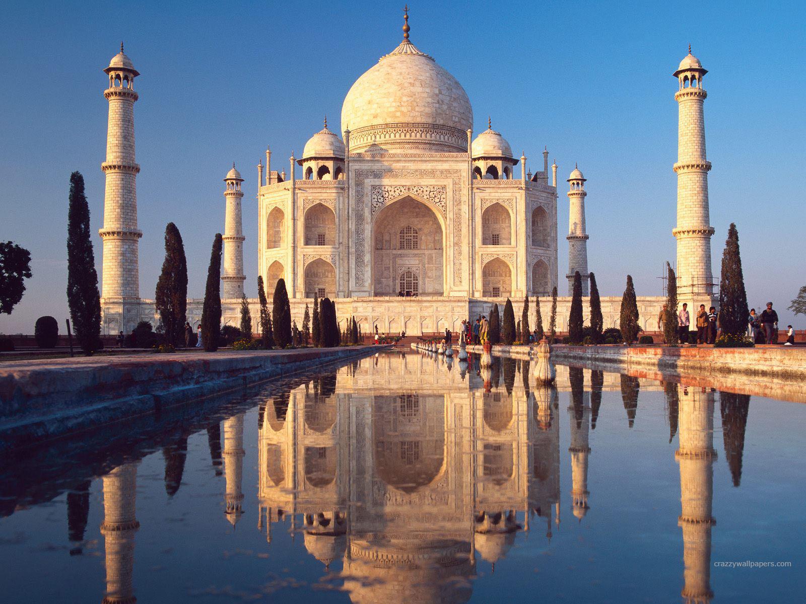 Taj Mahal Agra India HD Wallpapers HD Wallpapers 1600x1200