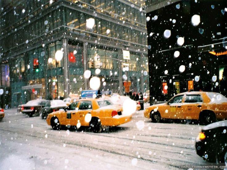 New York Winter Wallpaper HD Wallpaper HD Of Christmas Wallpaper big 736x552