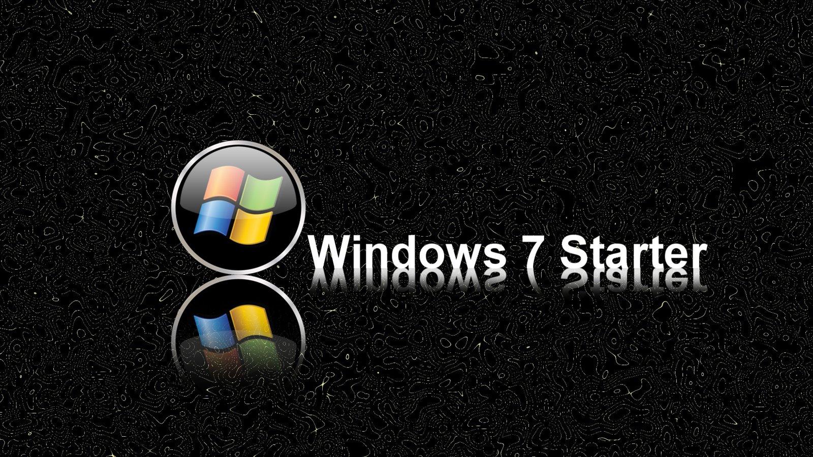 Windows 7 Starter wallpaper by Windows7StarterFan on deviantART 1600x900