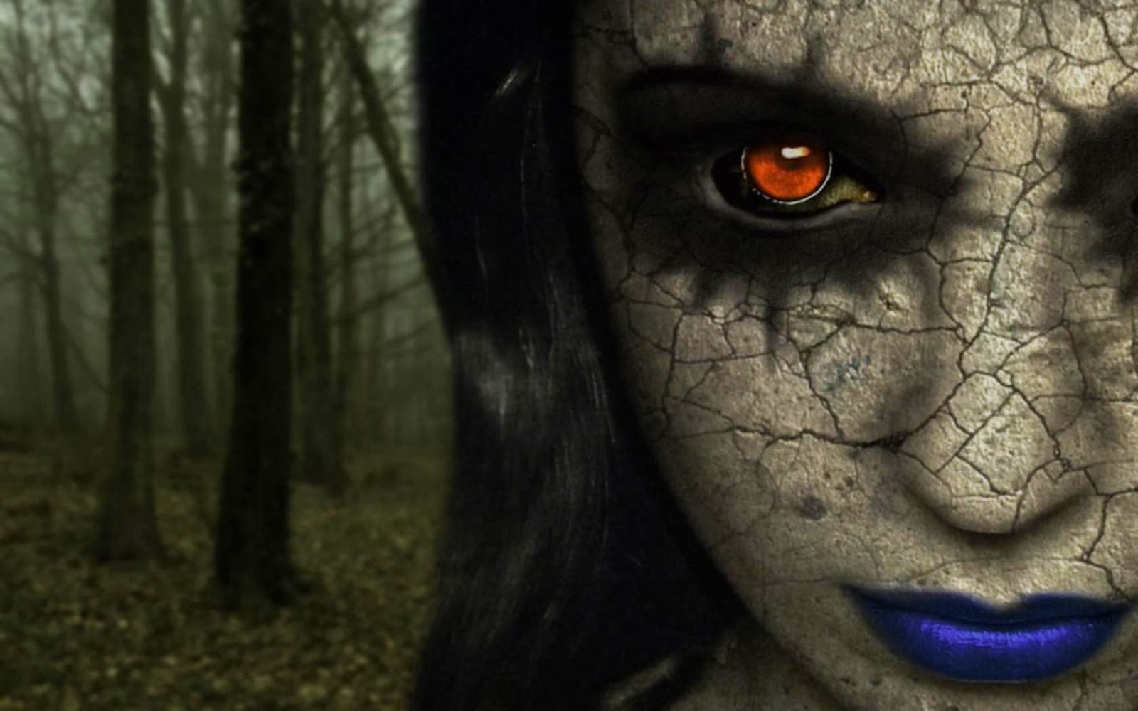 50 Best Scary Wallpapers On Wallpapersafari