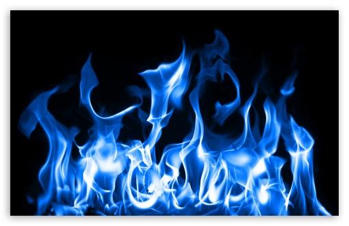 Blue Fire Hd 14 blue fire hd wallpaper for 510x330