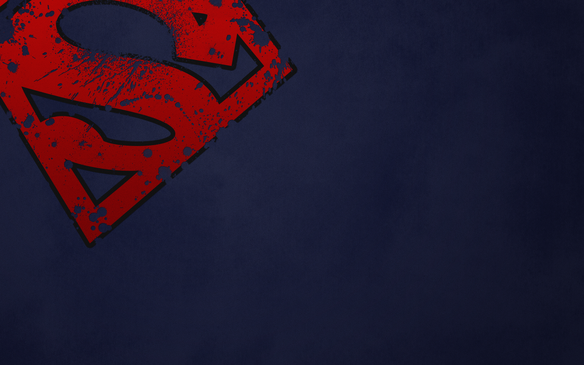 Superman Logo iPhone Wallpaper HD - WallpaperSafari