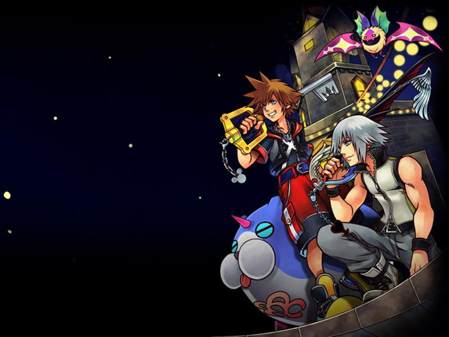 Kingdom Hearts 3D Wallpaper by Hynotama 900x675