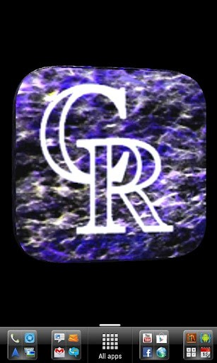 Rockies Baseball App for Android 307x512