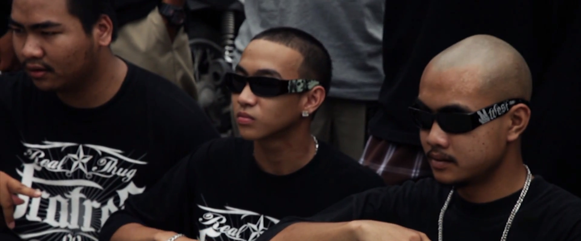 These Men In Thailand Copy The Mexican Gangster Culture Its Quite 1920x798
