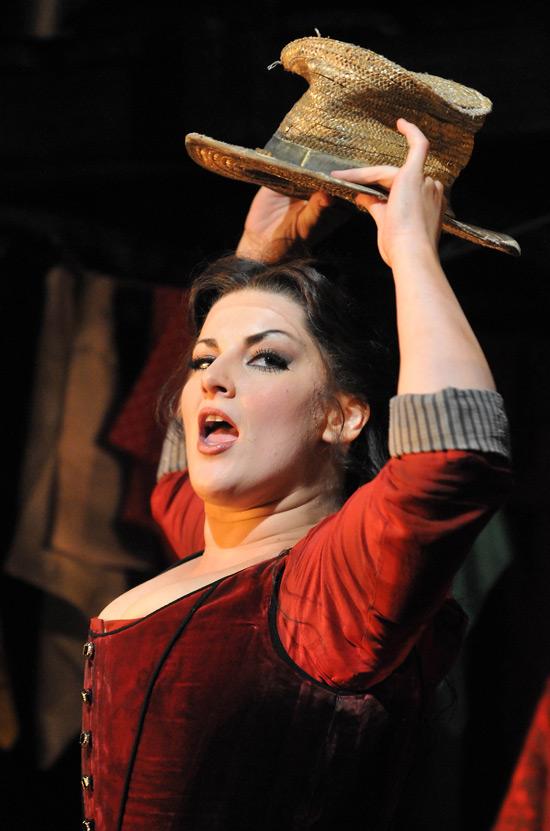 Jodie Prenger as Nancy in Oliver 2009 Characters 550x831
