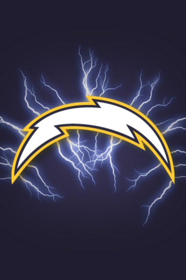 San Diego Chargers iPhone Wallpaper HD 640x960