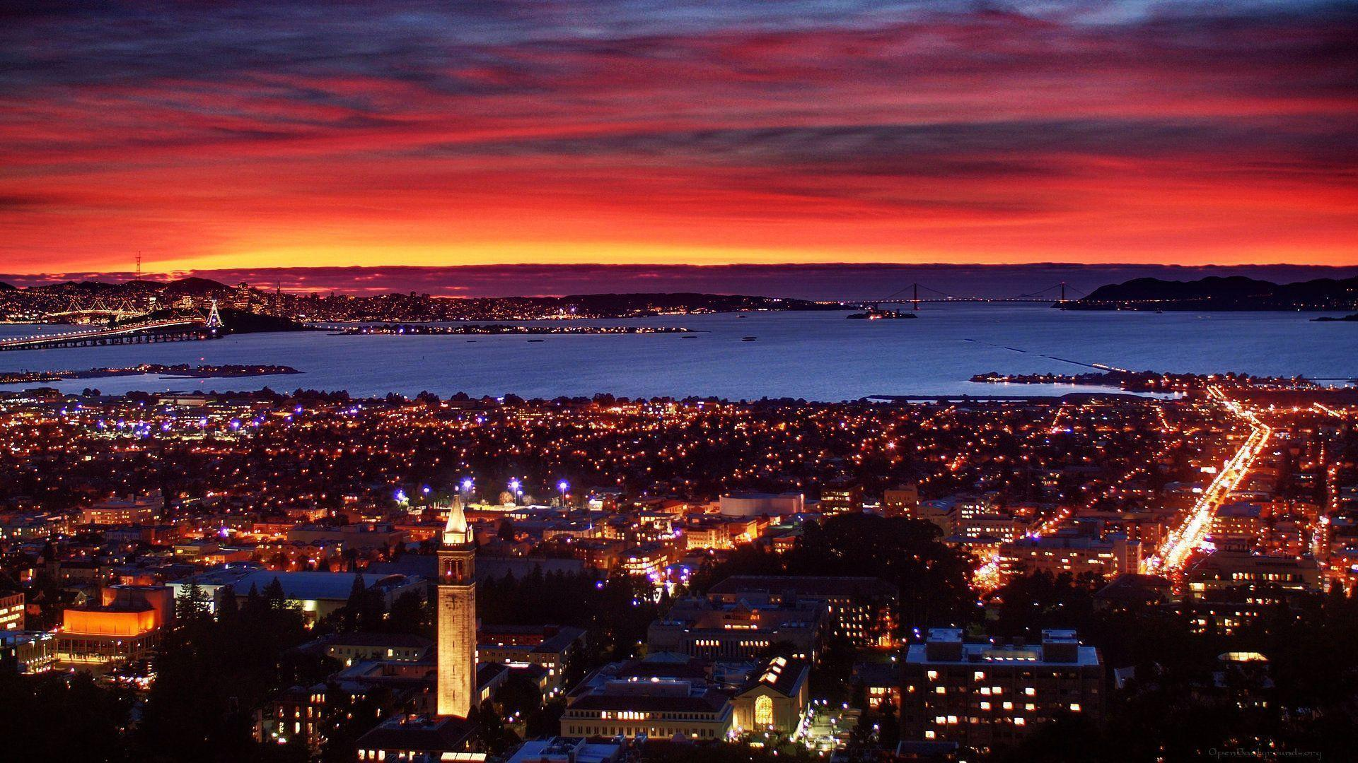 UC Berkeley Wallpapers 1920x1080