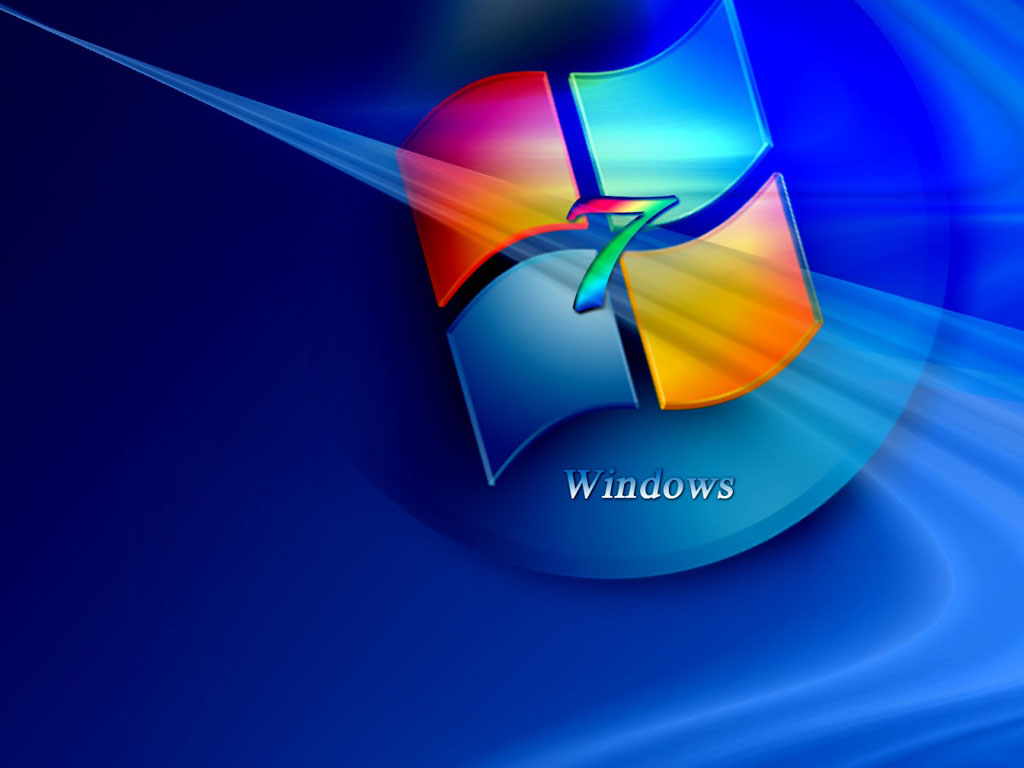 Windows 7 Wallpapers 1024x768