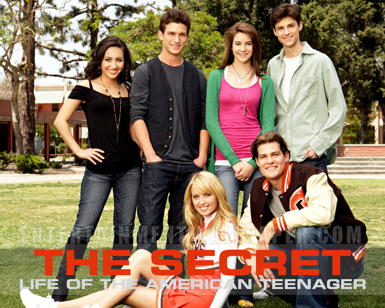 The Secret Life of the American Teenager Wallpaper   20018474 1280x1024