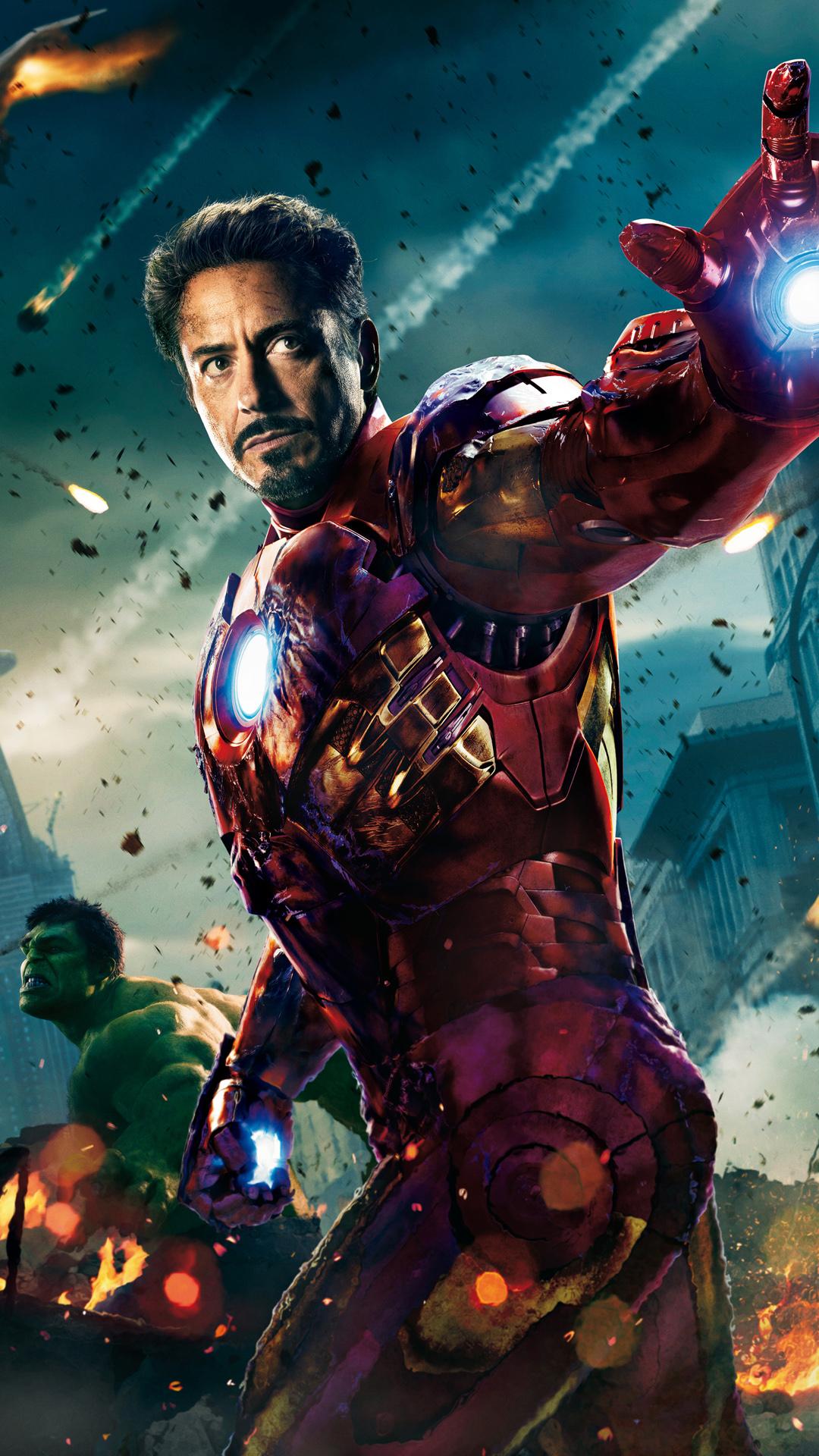 Avengers Cell Phone Wallpaper Wallpapersafari
