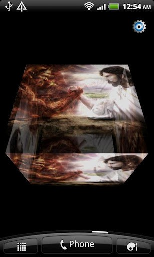 Download God Vs Devil Hd Wallpaper for Android - Appszoom